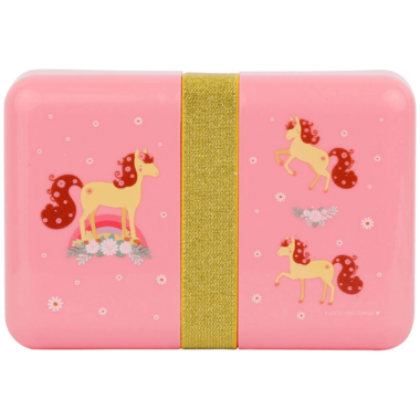 A Little Lovely Company Lunch Box Container Horse