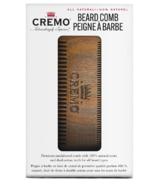 Peigne à barbe double face Cremo