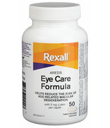 Rexall AREDS Eye Care Formula