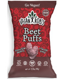Vegan Rob's Beet Puffs