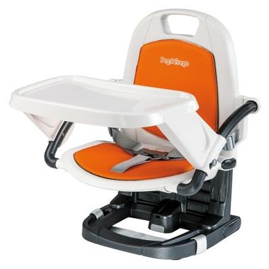Peg Perego Folding Booster Chair Rialto Arancia