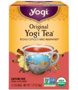 Yogi Original Tea