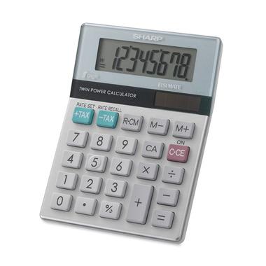 Sharp Mini Desktop Calculator