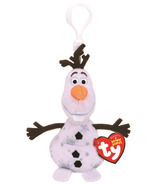 Ty Orginal Beanie Babies Frozen ll Olaf Clip