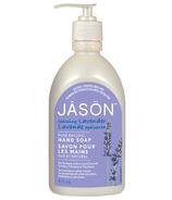Jason Calming Lavender Hand Soap