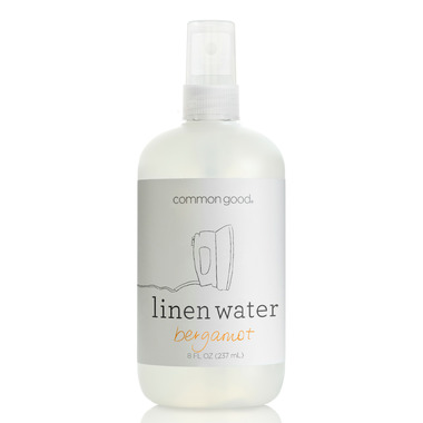 Common Good Linen Water in Bergamot