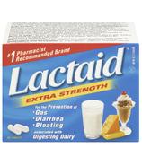 Comprimés extra forts de Lactaid