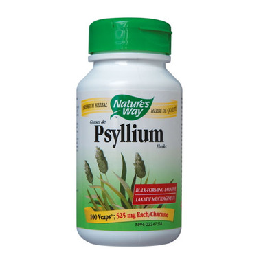 Nature\'s Way Psyllium Husks