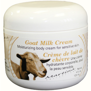 Goat\'s Milk Body Cream