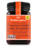 Wedderspoon 100% Raw Premium Manuka Honey KFactor 16