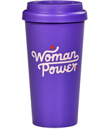 Yes Studio Travel Mug Woman Power