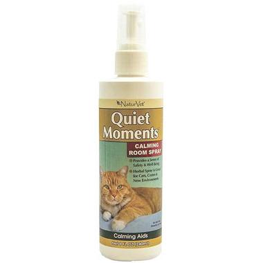 Naturvet Quiet Moments Herbal Calming Cat Spray