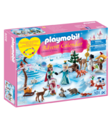 Playmobil Advent Calendar Royal Ice Skating Trip