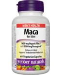 Webber Naturals Men's Maca