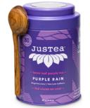 JusTea Loose Leaf Purple Tea Purple Rain