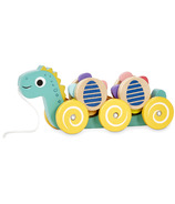 Little Tikes Wooden Critters Pull Toy Dino