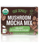 Four Sigmatic Mushroom Mocha Mix Delight with Chaga & Cacao