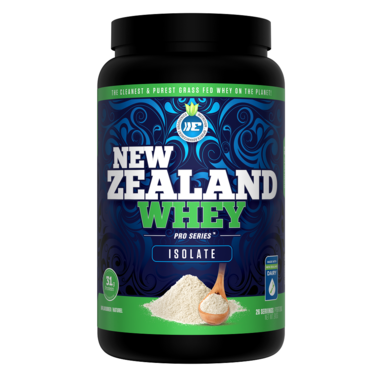 Ergogenics Nutrition New Zealand Whey Pro-Series ISOLATE Unflavoured