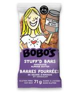 Bobo's Stuff'd Bars Chocolate Almond Butter