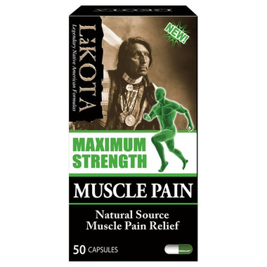 Lakota Muscle Pain