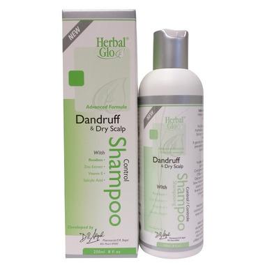 Herbal Glo Dandruff Or Dry Scalp Shampoo