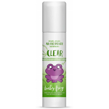 Purple Frog Clear Nursery Spray Peppermint & Eucalyptus