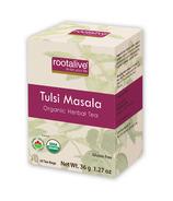 Rootalive Organic Tulsi Masala Tea
