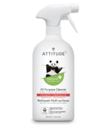 ATTITUDE Nature+ All Purpose Cleaner Pink Grapefruit