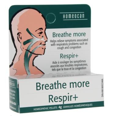 Homeocan Breathe More Pellets