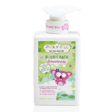 Jack N\' Jill Sweetness Bubble Bath