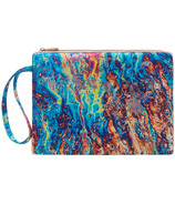 MYTAGALONGS Wild Thing Jetsetter Pouch With Wristlet