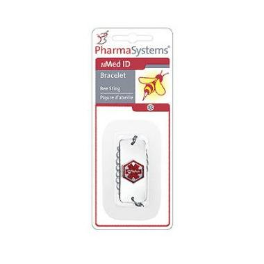 PharmaSystems Med ID Bracelet
