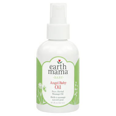 Earth Mama Organics Baby Angel Baby Oil