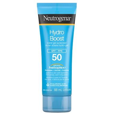 Neutrogena Hydro BoostWater Gel Sunscreen