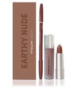 Fitglow Beauty Ultimate Lip Lovers Kit Earthy Nude (kit pour les amoureux des lèvres)