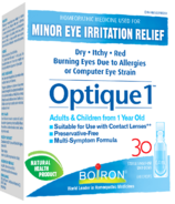 Boiron Optique Minor Eye Irritation Relief