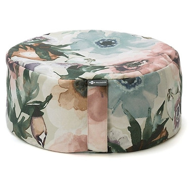Halfmoon Mod Meditation Cushion Wildflower