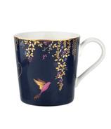 Sara Miller London Portmeirion Coffee Mug Navy