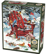 Cobble Hill Adirondack Birds Puzzle
