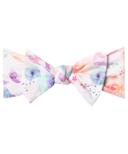 Copper Pearl Bloom Knit Headband
