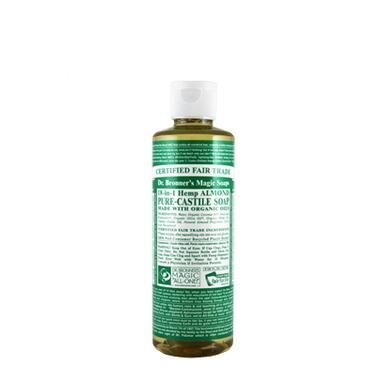Dr. Bronner\'s Organic Pure Castile Liquid Soap Almond 8 Oz