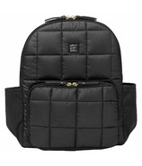 Petunia Pickle Bottom District Diaper Backpack Shadow Black