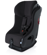 Clek Fllo Convertible Car Seat with Anti-Rebound Bar in Shadow
