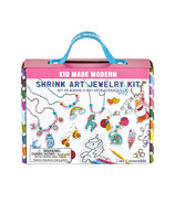 Kid Made Modern Shrink Art Jewlery Kit