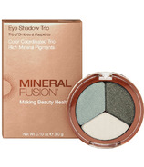 Mineral Fusion Eye Shadow Trio Jaded