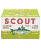 Scout Ontario Rainbow Trout with Dill