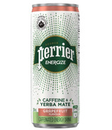 Perrier Energize Grapefruit Caffeinated Energy Drink