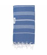 Lualoha Turkish Towel Classic Denim