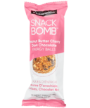 Snack Conscious Snack Bomb Peanut Butter Cherry Dark Chocolate Energy Balls