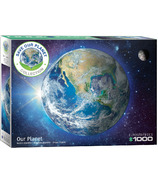 Eurographics Save Our Planet Collection The Earth Puzzle